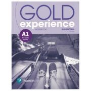 Gold Experience 2nd Edition A1 Workbook - Lucy Frino