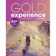 Gold Experience 2nd Edition A2+ Student's Book - Amanda Maris, Sheila Dignen