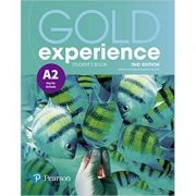 Gold Experience 2nd Edition A2 Student's Book - Kathryn Alevizos