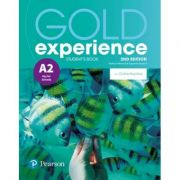 Gold Experience 2nd Edition A2 Student's Book with Online Practice Pack - Kathryn Alevizos