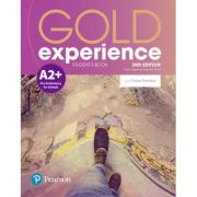 Gold Experience 2nd Edition A2+ Student's Book with Online Practice Pack -Sheila Dignen, Amanda Maris