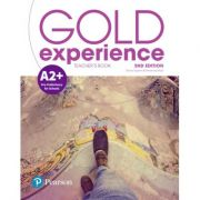 Gold Experience 2nd Edition A2+ Teacher's Book with Online Practice & Online Resources Pack - Sheila Dignen, Genevieve White