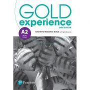 Gold Experience 2nd Edition A2 Teacher's Resource Book - Kathryn Alevizos