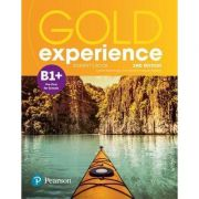 Gold Experience 2nd Edition B1+ Student's Book - Lindsay Warwick