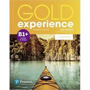 Gold Experience 2nd Edition B1+ Student's Book with Online Practice Pack - Lindsay Warwick