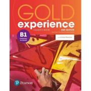 Gold Experience 2nd Edition B1 Student's Book with Online Practice Pack - Lindsay Warwick