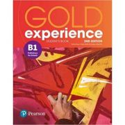 Gold Experience 2nd Edition B1 Students' Book - Lindsay Warwick