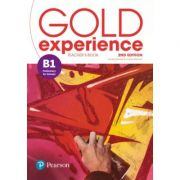 Gold Experience 2nd Edition B1 Teacher's Book with Online Practice & Online Resources Pack - Lynda Edwards
