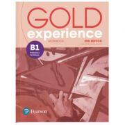 Gold Experience 2nd Edition B1 Workbook - Lucy Frino, Lindsay Warwick