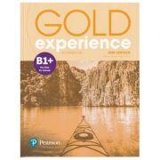 Gold Experience 2nd Edition B1+ Workbook - Rhiannon Ball, Helen Chilton