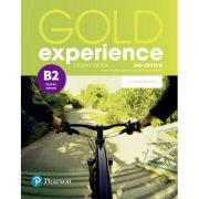 Gold Experience 2nd Edition B2 Student's Book with Online Practice Pack - Kathryn Alevizos, Suzanne Gaynor, Megan Roderick