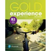 Gold Experience 2nd Edition B2 Student's Book - Kathryn Alevizos