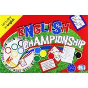 Let's play in english - English Championship A2-B1
