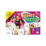 Let's play in English - Let's Party! A2-B1