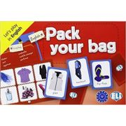 Let's play in English - Pack your Bag A1