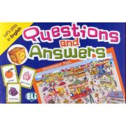Let's play in English - Questions and Answers A2-B1