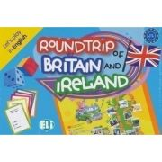 Let's play in English - Roundtrip of Britain and Ireland A2-B1