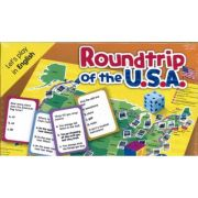 Let's play in English - Roundtrip of the USA A2-B1