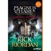 Magnus Chase si zeii din Asgard #2. Ciocanul lui Thor - Rick Riordan