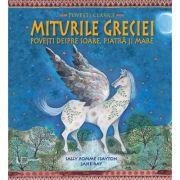 Miturile Greciei (Quarto) - Jane Ray, Sally Pomme Clayton