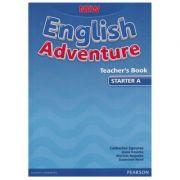 New English Adventure, Teacher's Book, Level Starter A - Susannah Reed