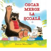 Oscar merge la scoala - David Melling