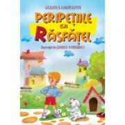 Peripetiile lui Rasfatel - Geanina Constantin