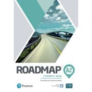 RoadMap A2 Students' Book with digital resouces & mobile app - Lindsay Warwick, Damian Williams