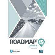 Roadmap A2 Workbook with Answer Key & Online audio - Damian Williams
