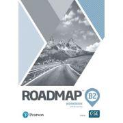 RoadMap B2 Workbook with key & online audio - Lindsay Warwick