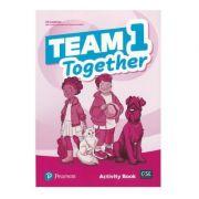 Team Together 1 Activity Book - Jill Leighton