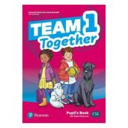 Team Together 1 Pupil's Book with Digital Resources Pack - Susannah Reed