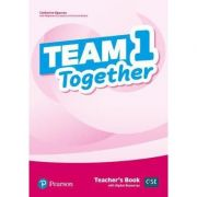 Team Together 1 Teacher's Book with Digital Resources Pack - Catherine Zgouras