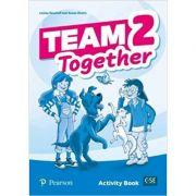 Team Together 2 Activity Book - Jill Leighton
