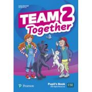 Team Together 2 Pupil's Book with Digital Resources Pack - Kay Bentley