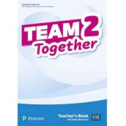 Team Together 2 Teacher's Book with Digital Resources Pack - Catherine Zgouras