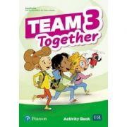 Team Together 3 Activity Book - Tessa Lochowski