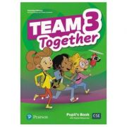Team Together 3 Pupil's Book with Digital Resources Pack - Kay Bentley