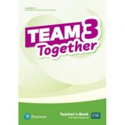 Team Together 3 Teacher's Book with Digital Resources Pack - Lucy Norris