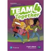 Team Together 4 Pupil's Book with Digital Resources Pack - Kay Bentley