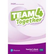 Team Together 4 Teacher's Book with Digital Resources Pack - Jennifer Heath