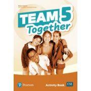 Team Together 5 Activity Book - Viv Lambert