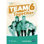 Team Together 6 Activity Book - Anna Osborn