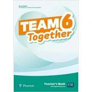 Team Together 6 Teacher's Book with Digital Resources Pack - Jennifer Heath