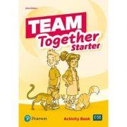 Team Together Starter Activity Book - Anna Osborn