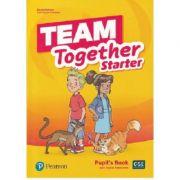 Team Together Starter, Pupil's Book with Digital Resources - Anna Osborn