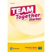 Team Together Starter Teacher's Book with Digital Resources Pack - Nick Coates