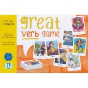 The Great Verb Game - Level A2-B2