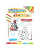 Vapoare de colorat