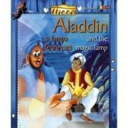Aladin si Lampa Fermecata - Vijayanti Savant Tonpe